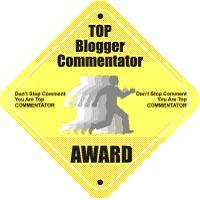 Top Blogger Commentator
