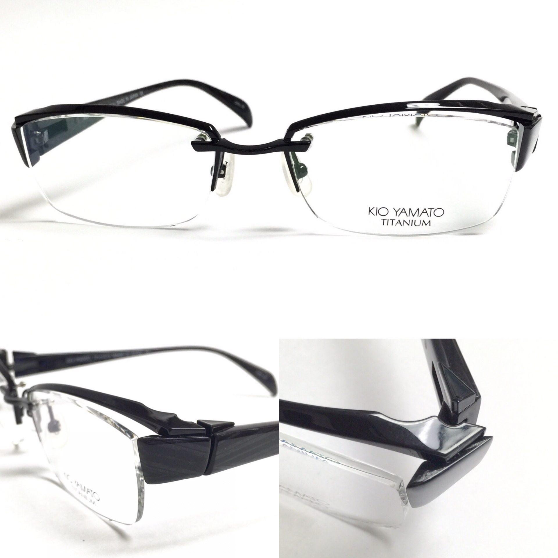 Kio Yamato Eyeglasses Frames : Kio Yamato Eyeglasses - Daniel Yamamoto, O.D. & Tracie ...