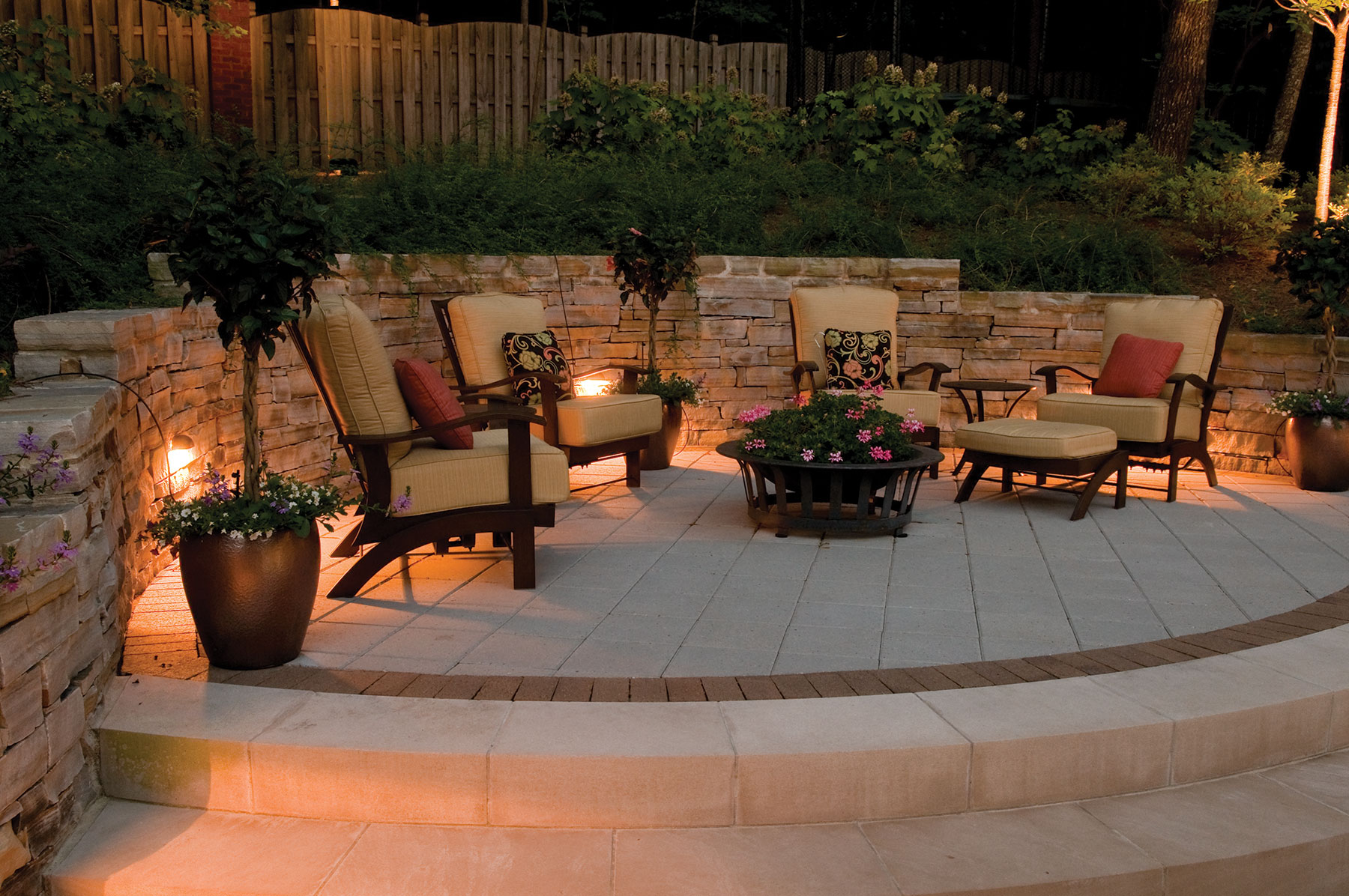 Outdoor Lighting Perspectives of San Antonio  Outdoor lighting for landscape architectural