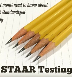 The STAAR Test: What Moms Need to Know [ 853 x 1024 Pixel ]