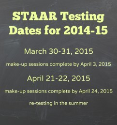 The STAAR Test: What Moms Need to Know [ 1000 x 1000 Pixel ]
