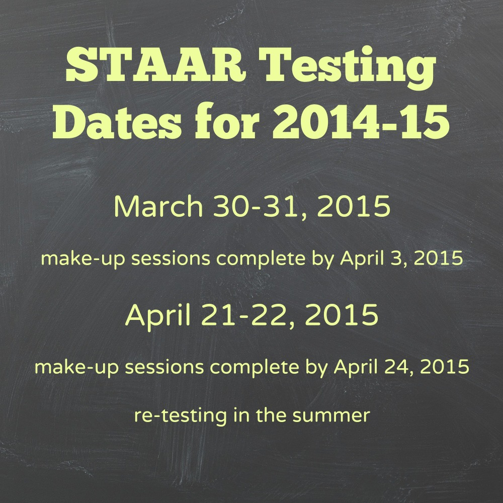 medium resolution of The STAAR Test: What Moms Need to Know