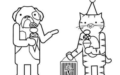 Coloring Pages Free Ice Cream