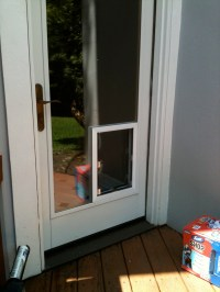 Doggie Doors & Pet Door Solutions