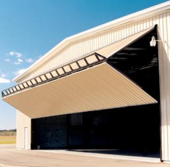 Alamo Door Systems  The Best Garage Doors Hanger Doors