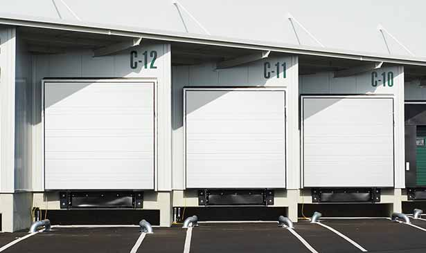 Alamo Door Systems  Commercial Garage Doors in San Antonio TX