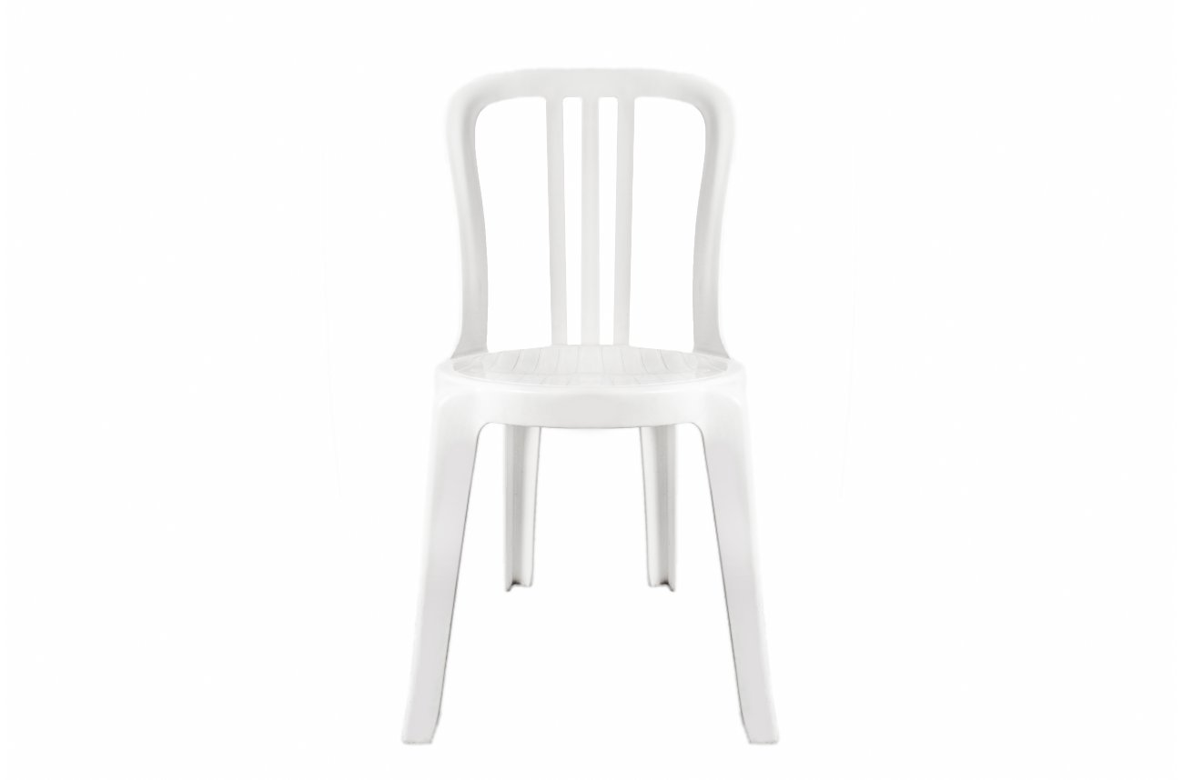 White Bistro Chairs White Plastic Bistro Chairs