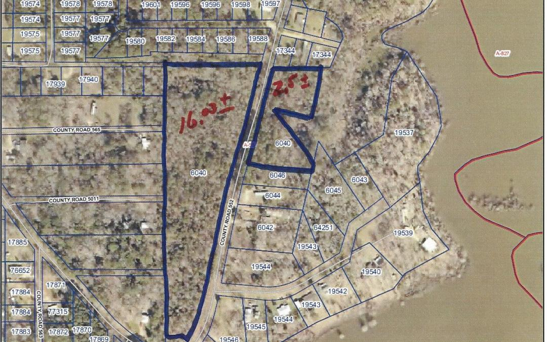 CR 552 – 2.5± ACRES – $38,000 – MLS#2170848