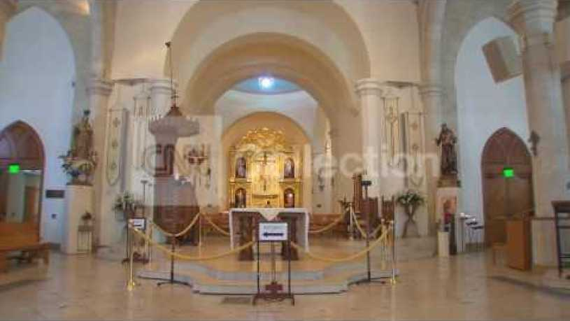 Who Built the San Fernando Cathedral