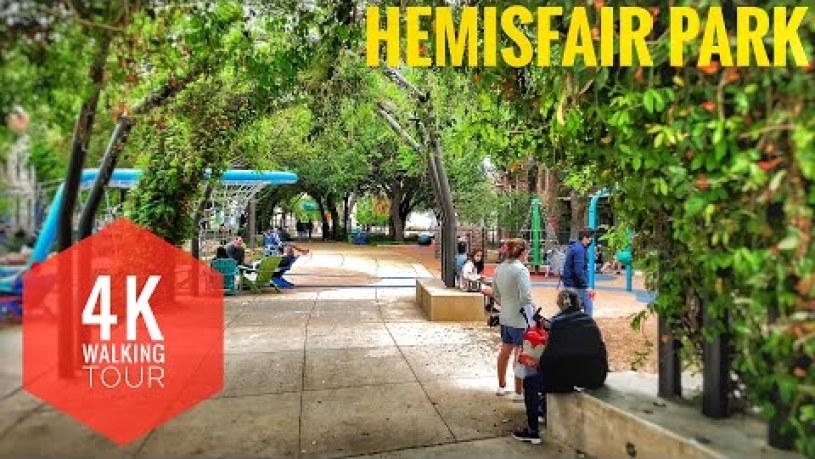 Where To Park For Hemisfair Park