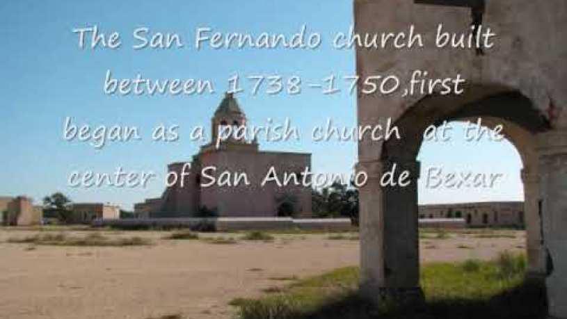 San Fernando Cathedral TX