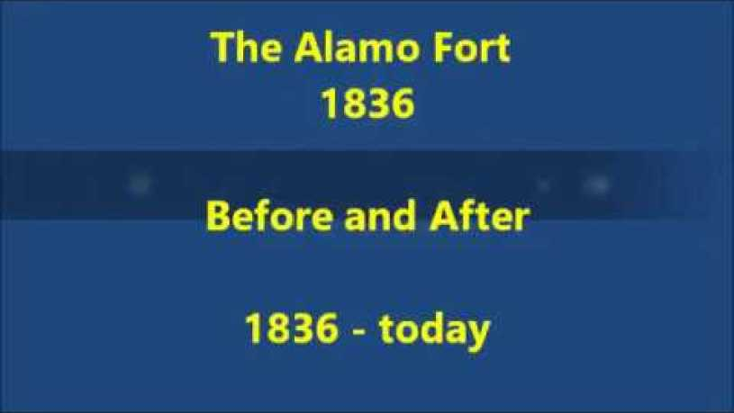 What Was The Alamo Before It Became A Fort