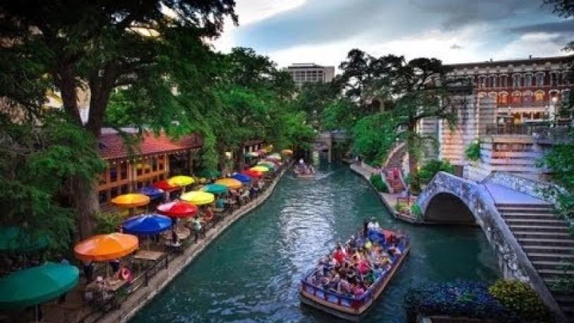 Where Is San Antonio River Walk