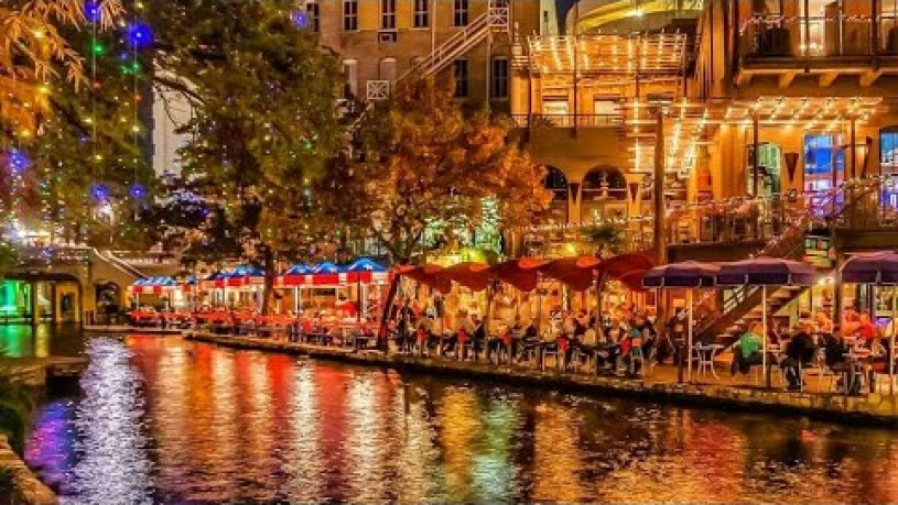 How Long Is San Antonio River Walk