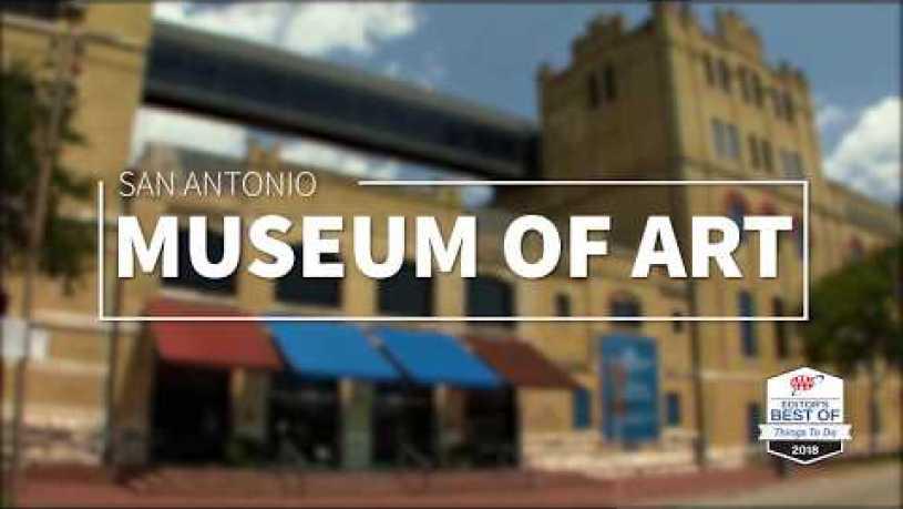 San Antonio Museum Of Art Restaurant