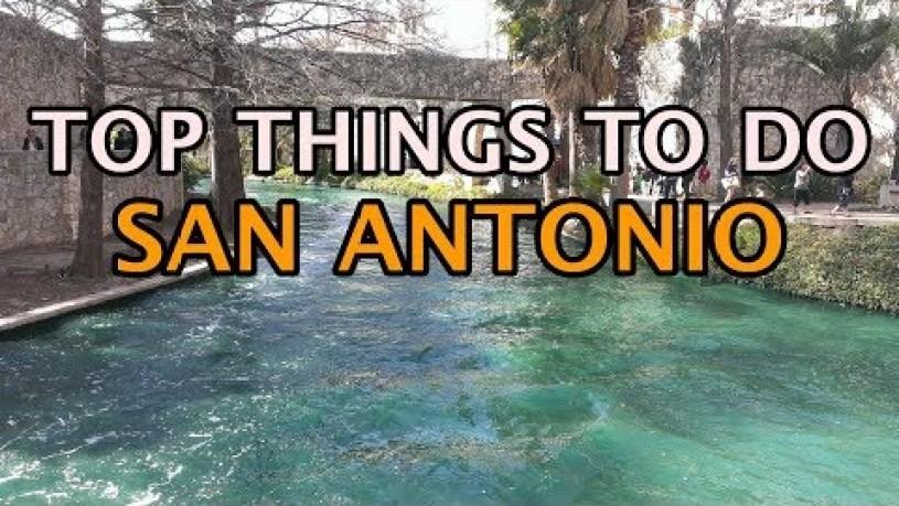 Things To Do San Antonio River Walk