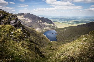 Carauntoohil Mountain, County Kerry, Ireland - Fine Art Print