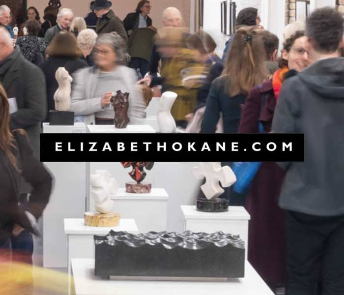 Elizabeth O'Kane Art Exhibition
