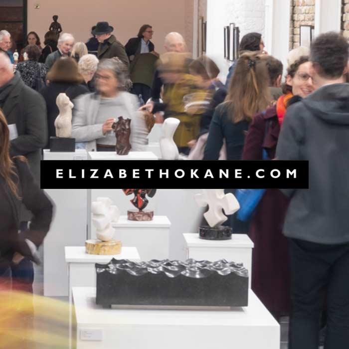 Elizabeth O'Kane Art Exhibition