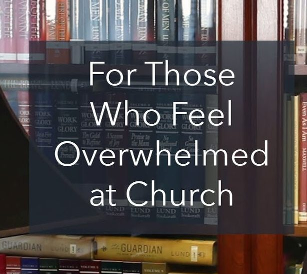 "Sermon ""Over/under-whelming"". Trinity Church, Newport RI. Sunday August 26th 2018. The Reverend Alan Neale"
