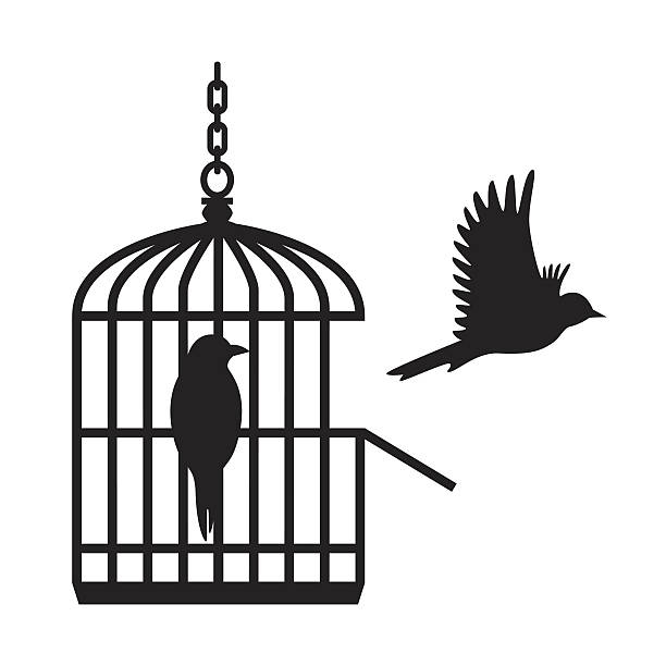 "Sermon ""Caged Birds or Free?"". Sunday 25th August 2019, Trinity Church Newport Rhode Island. The Reverend Alan Neale"