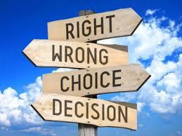 "Sermon ""Making Choices… Now!"" Sunday February 16 2020. Trinity Church, Newport, RI. The Reverend Alan Neale"