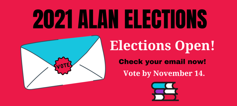 2021 ALAN Elections Open!