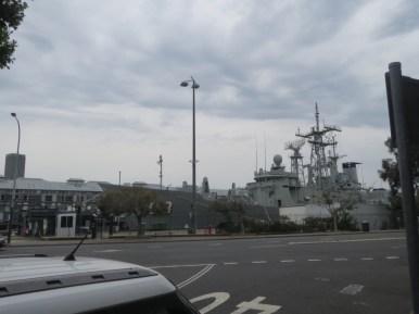 Garden Island naval base