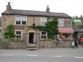 Muker teahouse