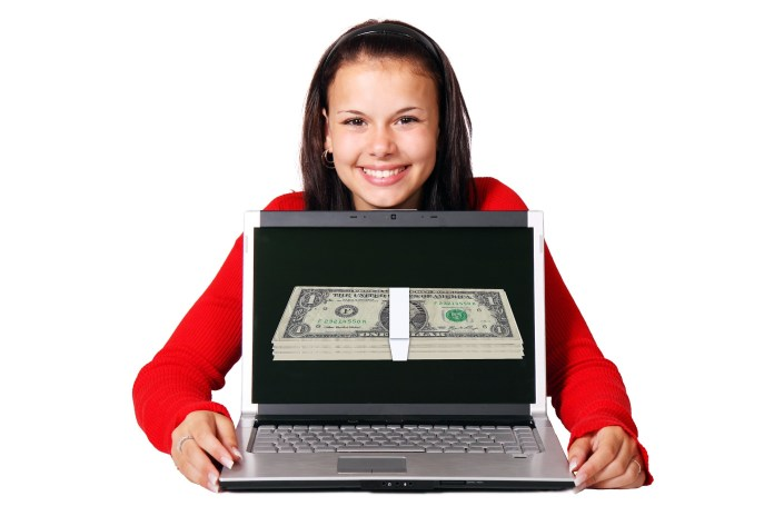 5 Quick Ways Of Making Money Online image