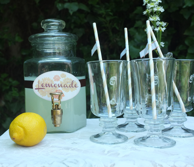 lemonade label