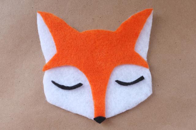 Fox Christmas Ornament Alana Jones Mann