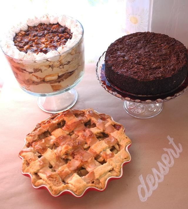AJM thanksgiving desserts_640