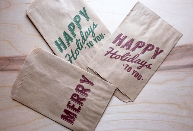 holiday gift bags 2