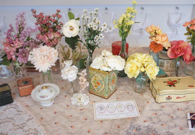 Silk Flowers 10