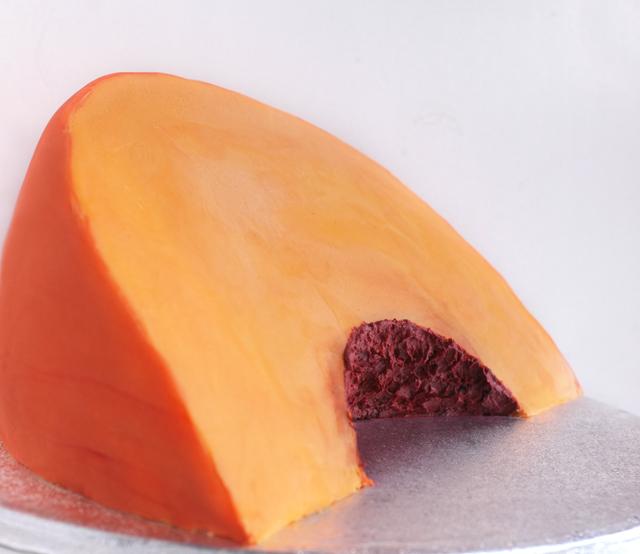 AJM A Peach Cake