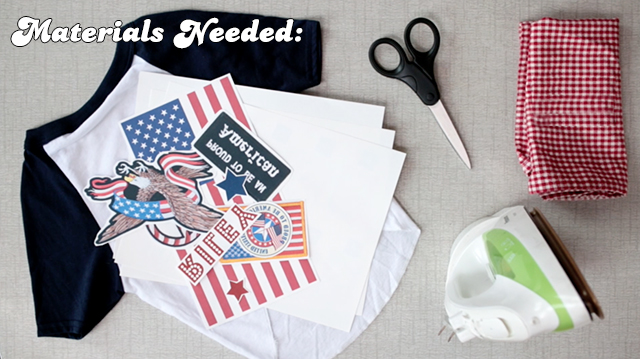 Craft On Dog Shirts_Materials Needed