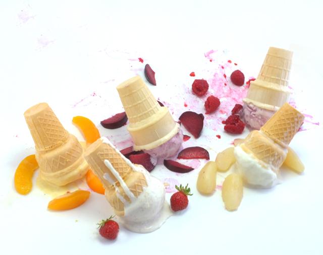 Messy Ice Cream