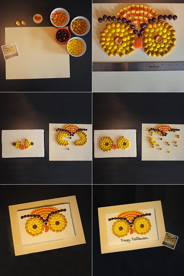 Owl Cake DIY