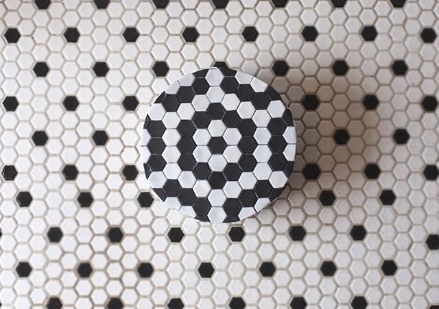Alana Jones-Mann Hexagon Tile Cake