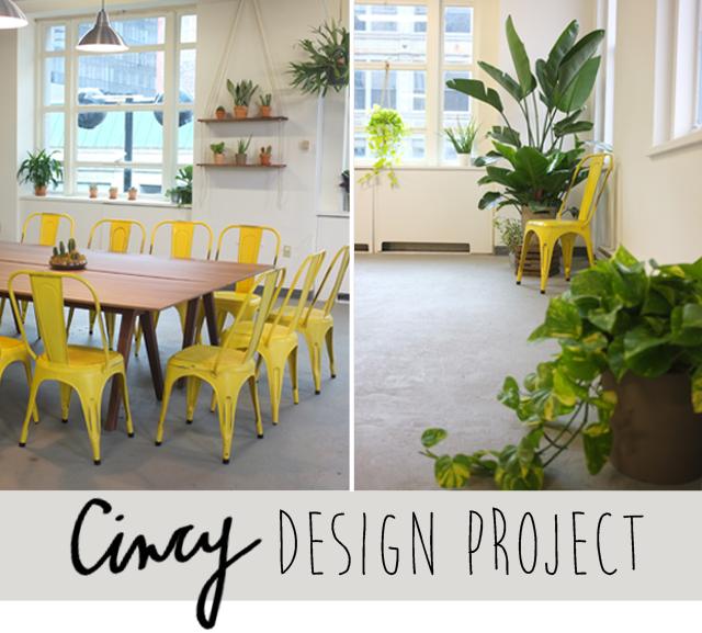 Cincinnati Design Project