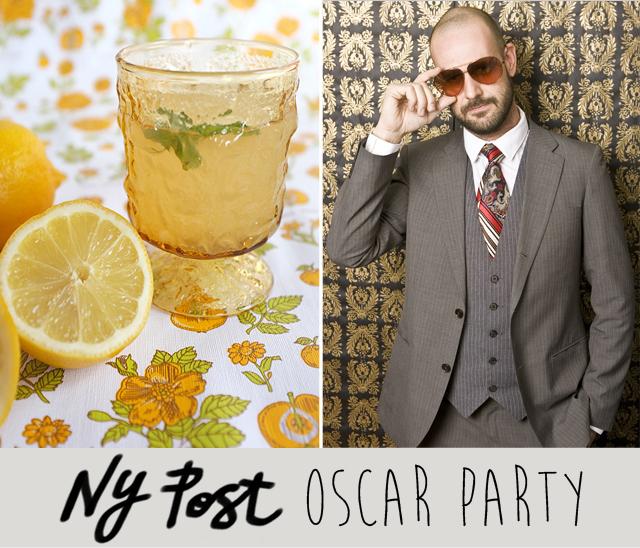 NY Post Party