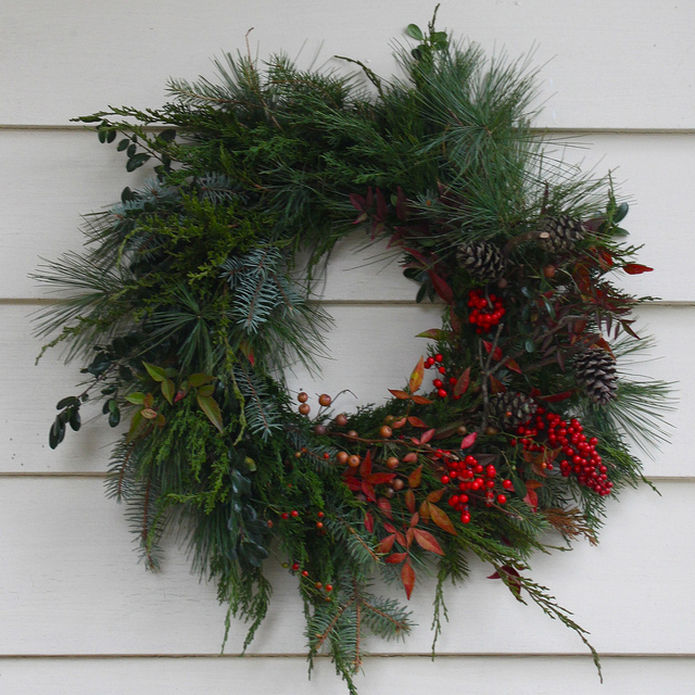 amy merrrick winter wreath
