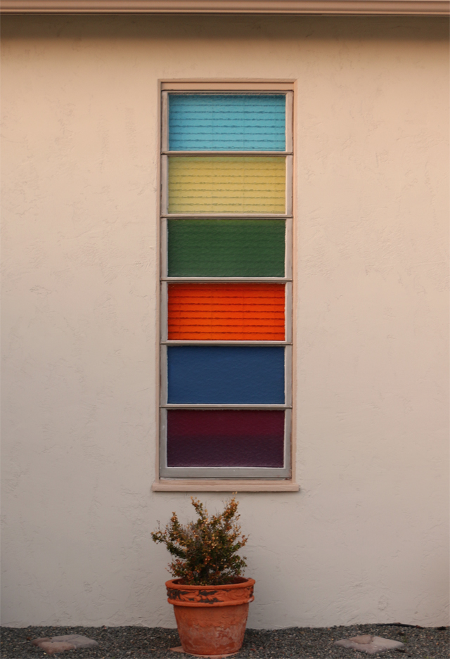 Colored Window