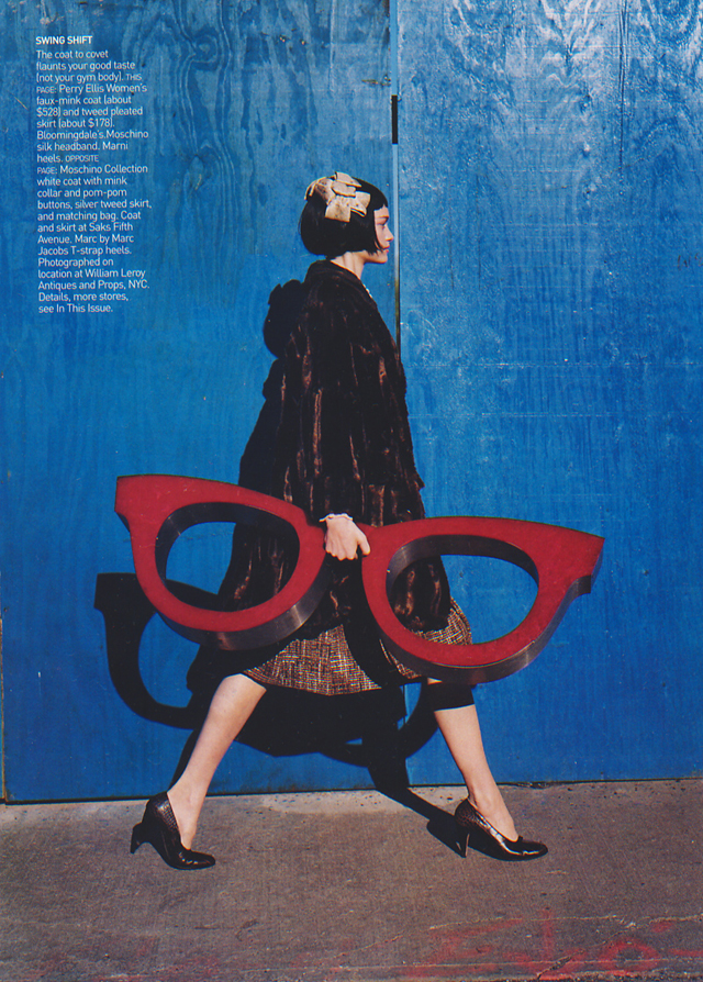 Vogue Nippon Oct 2004 Tim Walker