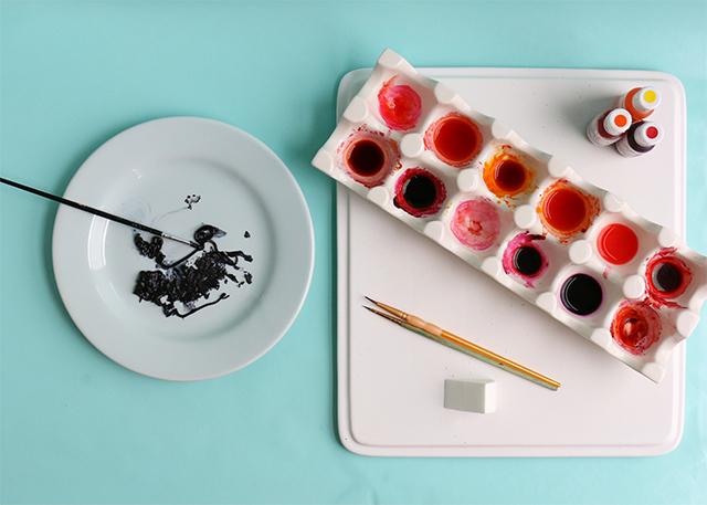 Cake Painting Materials