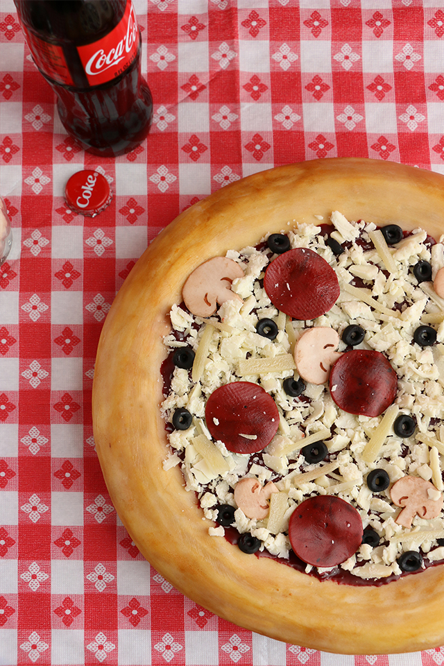Pizza Cake 3