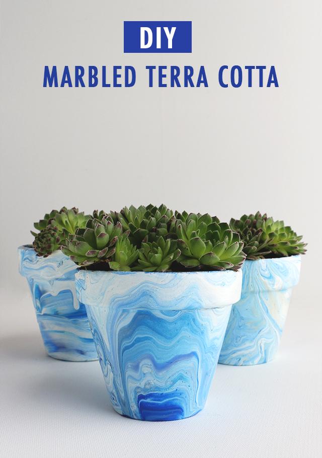 DIY Terra Cotta Pots_title