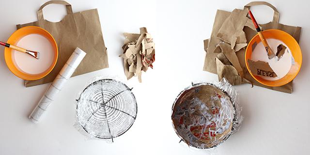 Paper Mache DIY