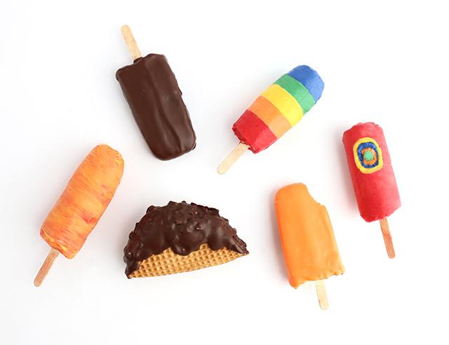 Alana Jones Mann RK Popsicles